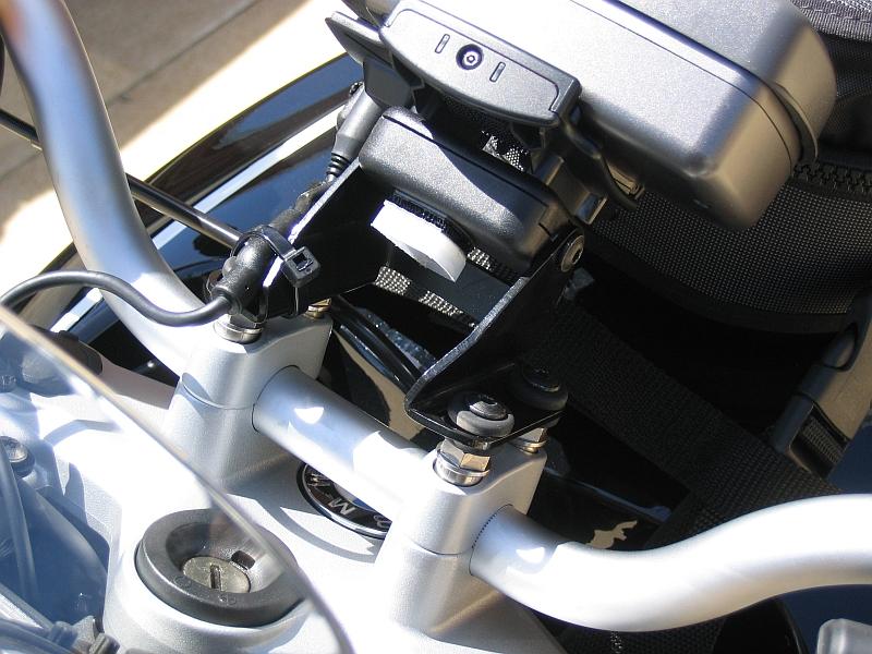 gps mount r1200r rh eilenberger net BMW S1000RR BMW Motorrad